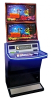 MCFM-55 -Multi cabinet for 27inch Double &Triple screen slot machine