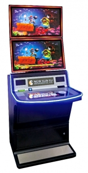 Hot product for 27inch Double &Triple screen slot machine